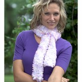 Plymouth Yarn F392 Joy Rainbow Scarf (Free)