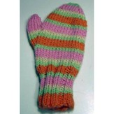 Plymouth Yarn SFA-05 Encore Worsted Family Mittens (Free)