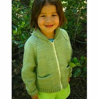 249 Children's Neck Down Jacket
