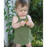 Knitting Pure & Simple 266 Little Girl's Sundress Or Jumper