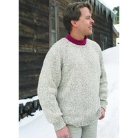 991 Neckdown Pullover For Men
