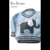Roo Designs Elephant Pullover