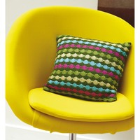 Dot Stripe Cushion (Free)