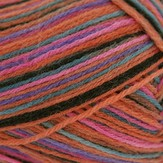 On-Line Supersocke 4 Ply Sambia Color