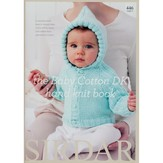 Sirdar 446 The Baby Cotton DK Hand Knit Book
