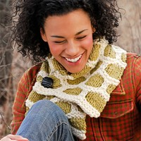 9202 Bumble Up Scarf