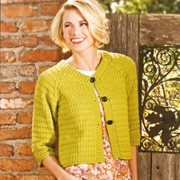 9510 Tea Party Cardi