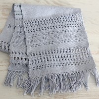 Weaving Lace on the Rigid Heddle Loom