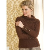 Stacy Charles Fine Yarns Jeanne Pullover PDF