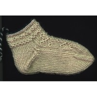 Textured Twined Knitted Socks with Beth Brown-Reinsel