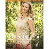 Universal Yarn Cotton Supreme Book 5: Harmonious Knits eBook