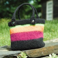 154B Vermont Felted Bag