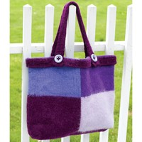 154D Big Vermont Felted Bag (Free)