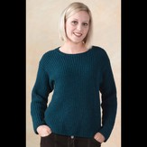 Valley Yarns 249 The Space Heater Sweater