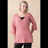 Valley Yarns 252 Art Deco Beaded Pullover (Free)