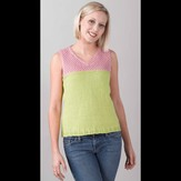 Valley Yarns 261 Honeydew Tank Top