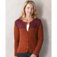 287 Hampshire Tweed Cardigan