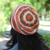 Valley Yarns 313 Peachy Keen Hat - 313