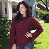 Valley Yarns 321 Forward Pullover