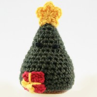 354 Crocheted Christmas Tree (Free)