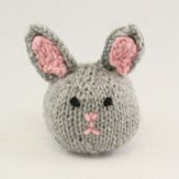Valley Yarns 367 Knit Rabbit (Free)