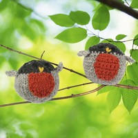 371 Crocheted Robin (Free)