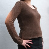 Valley Yarns 457 Oak Grove Pullover (Free)