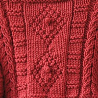 482 Copper Penny Child's Pullover