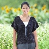 Valley Yarns 486 Star Paths Cardigan
