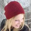 Valley Yarns 539 Embers Hat - 539