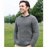 Valley Yarns 558 Woodstove Pullover