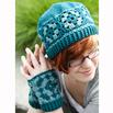 Valley Yarns 559 Marjoram Hat & Mitts - 559