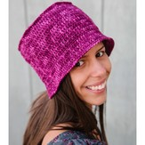 Valley Yarns 598 Cranwell Hat