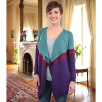 605 Colorfall Cardigan