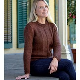 Valley Yarns 675 Post and Beam Pullover