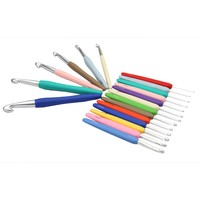 Waves Aluminum Crochet Hooks