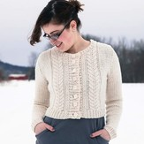 Emma Welford Designs Turners Falls Cardigan PDF