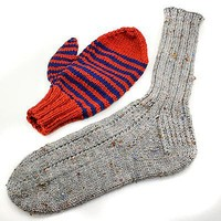 Mittens and Socks from Measurements