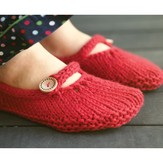 Ysolda Not-So-Tiny Slippers PDF