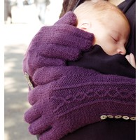 Vintage Button Gloves PDF